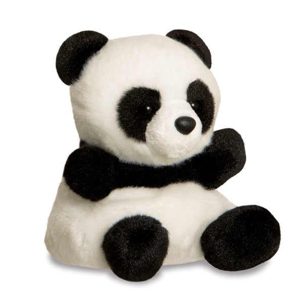 Palm Pals Bamboo Panda Soft Toy - Aurora World LTD