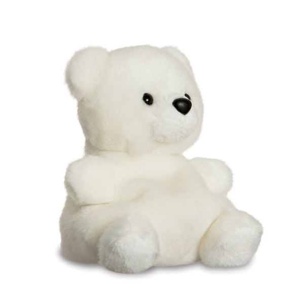 Palm Pals Snowy Polar Bear Soft Toy - Aurora World LTD