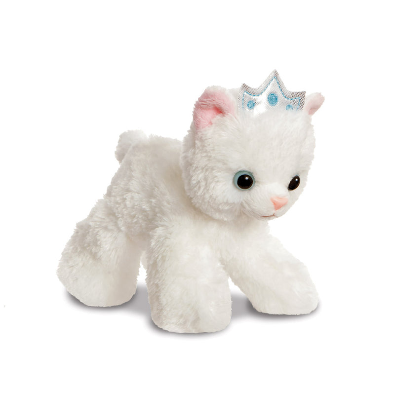Fancy Pal Rainbow Princess Cat, 8In - Aurora World LTD