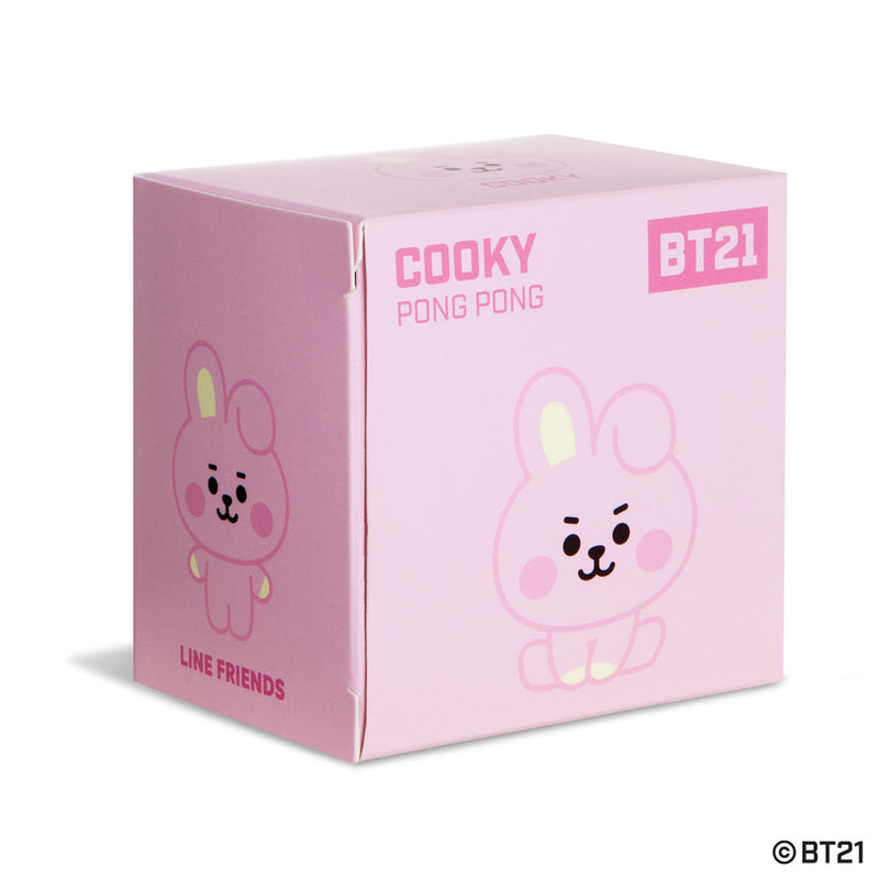 BT21 COOKY PONG PONG - Aurora World LTD