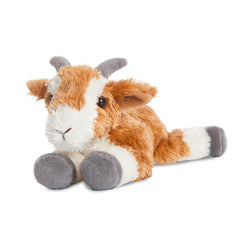Mini Flopsie - Pickles the Goat soft toy - Aurora World LTD