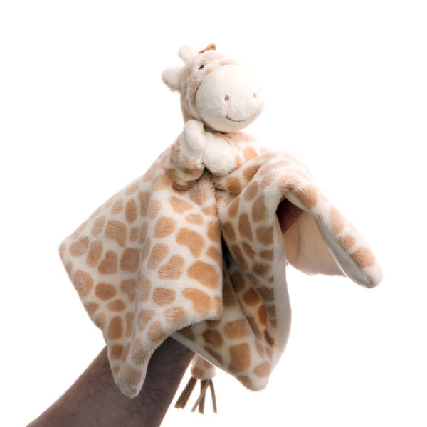 Gigi Finger Puppet Blankie - Aurora World LTD