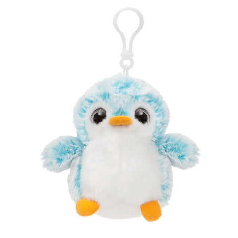 PomPom Backpack Clip Blue - Aurora World LTD