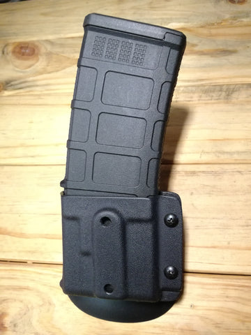 Single AR15 mag carrier