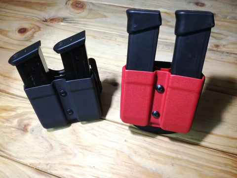Double pistol mag carrier (sports cut)