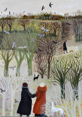 Dee Nickerson Painting