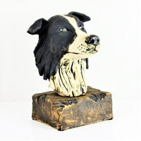 Guest, Adrian – Border Collie Sculpture | Adrian Guest | Primavera Gallery