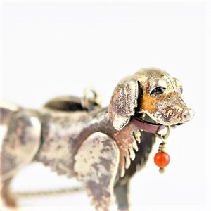 Mather, Carol – Retriever Pendant | Carol Mather | Primavera Gallery