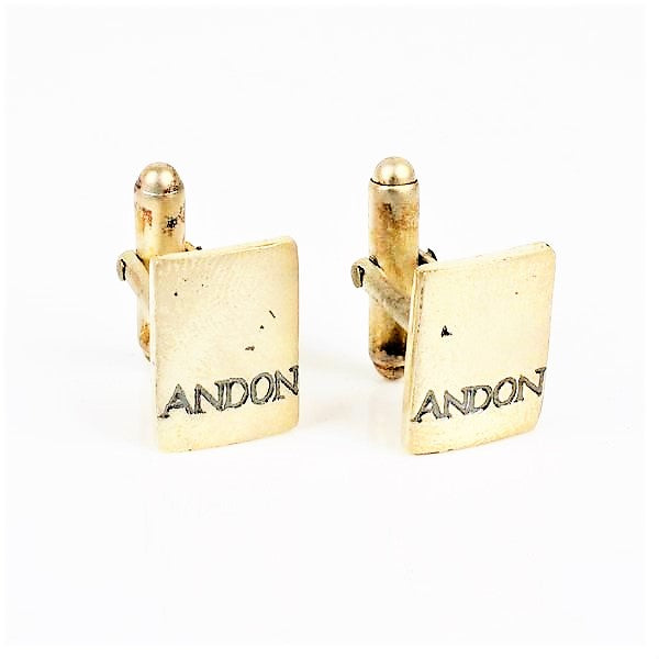 Porter, Diana – 'And On' Cufflinks | Diana Porter | Primavera Gallery