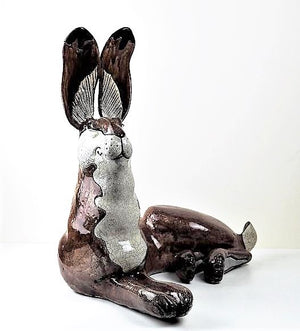 Hale, Jennie – Large Hare Sculpture | Jennie Hale | Primavera Gallery