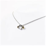 Betts, Malcolm – Diamond Platinum Necklace | Malcolm Betts | Primavera Gallery