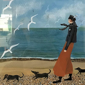 Nickerson, Dee – With the Wind Behind Them | Dee Nickerson | Primavera Gallery