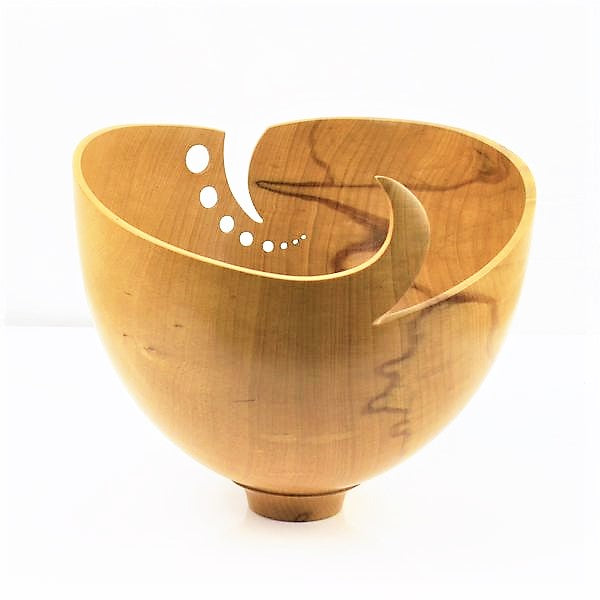 Breach, Jason – Finely Turned Wooden Bowl | Jason Breach | Primavera Gallery