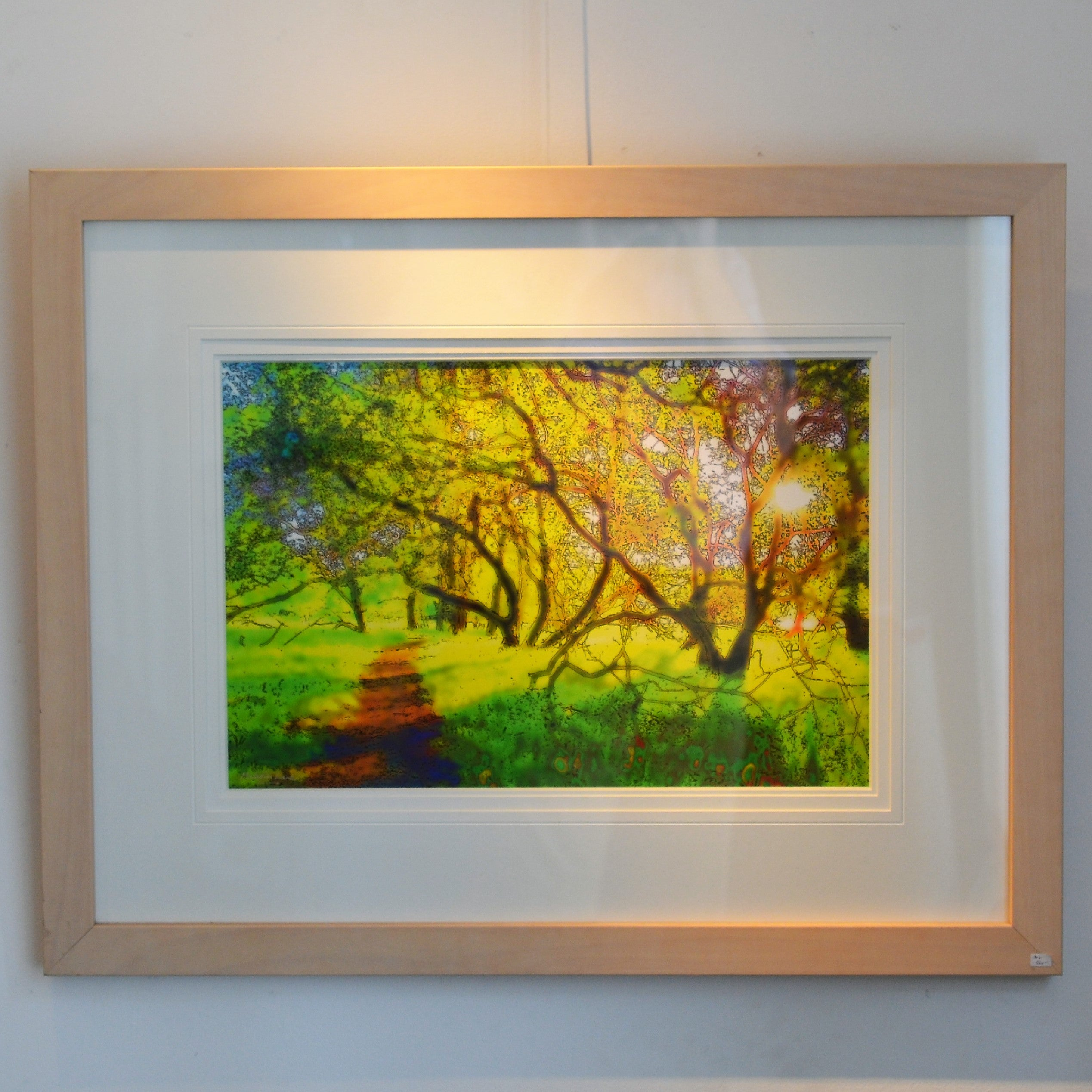 Lane, Malcolm – Enchanted Forest | Malcolm Lane | Primavera Gallery