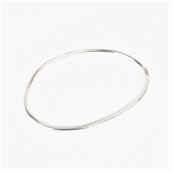 Wyckoff Smith, Michele – Silver Bangle