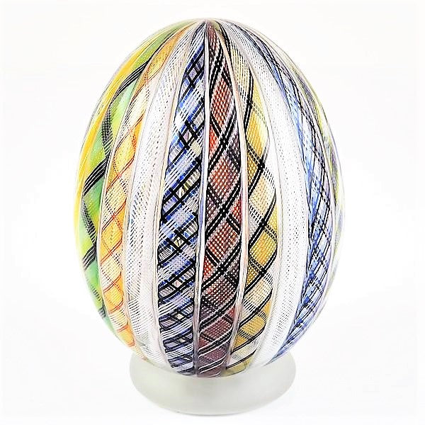 Hunter, Mike – Glass Egg | Mike Hunter | Primavera Gallery