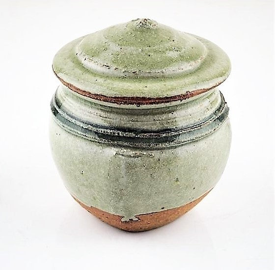 Batterham, Richard – Small Stoneware Glazed Pot