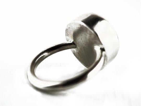 Cowen, Gina – Green Sea Glass Ring | Gina Cowen | Primavera Gallery