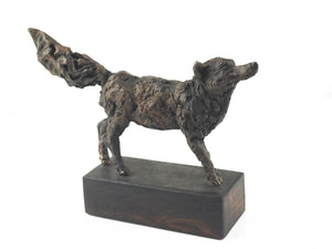 Cooke, David - Bronze Fox | David Cooke | Primavera Gallery