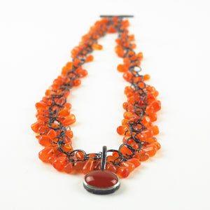 Allsopp, Disa - Organic Beaded Chain Necklace | Disa Allsopp | Primavera Gallery