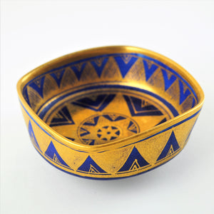 Rich, Mary - Square Porcelain Bowl | Mary Rich | Primavera Gallery