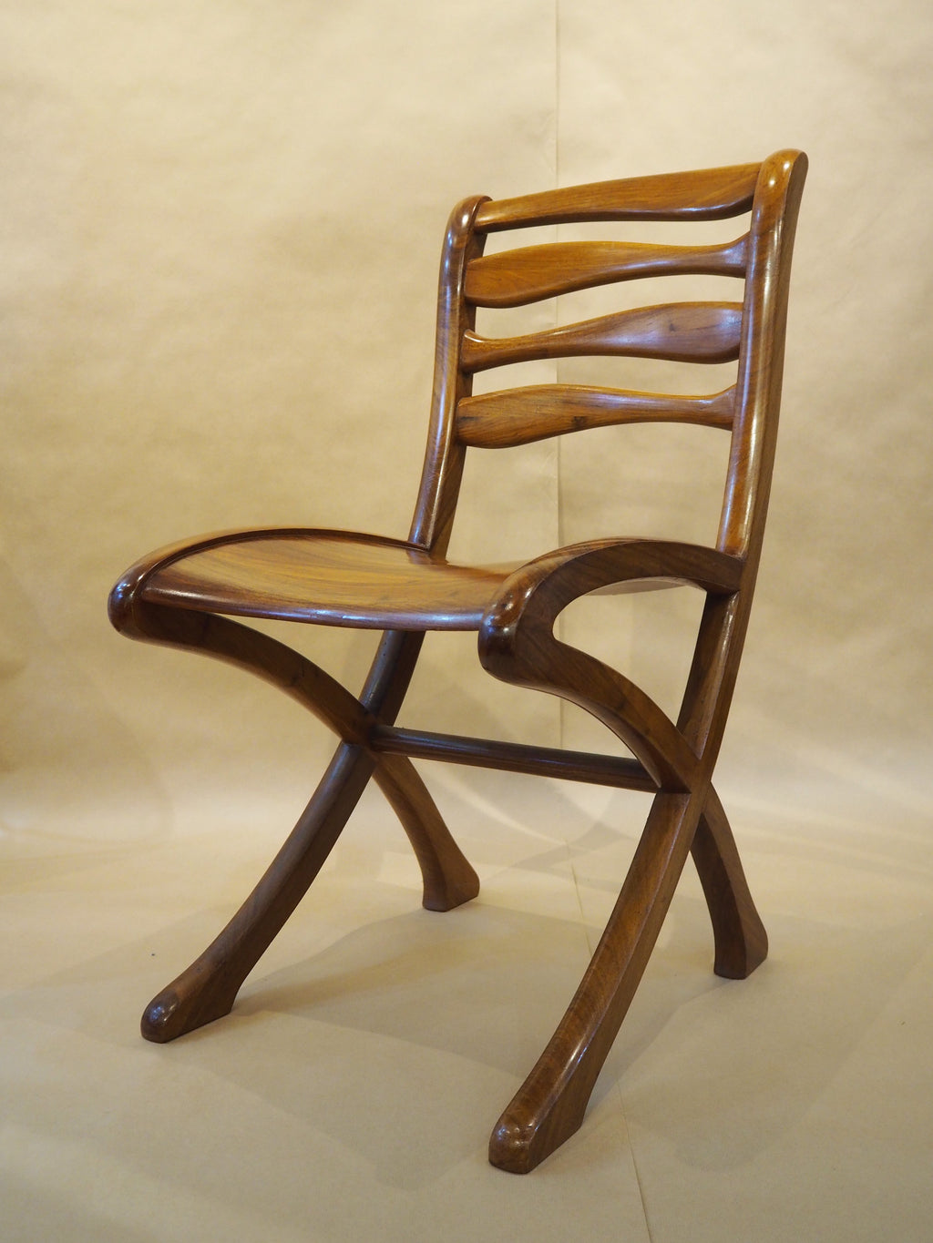 Rampelberg, Marc – Muninga Chair