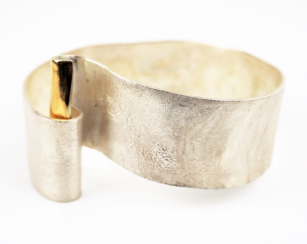 Palmer, Sarah – Gold Edged Bangle