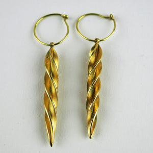 Starke, Bettina - Spiral Earrings | Bettina Starke | Primavera Gallery