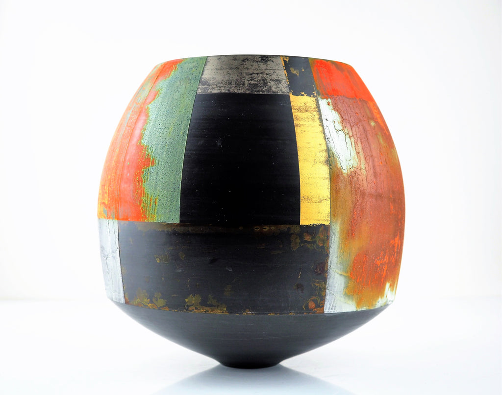 Laverick, Tony – Rounded Vessel | Tony Laverick | Primavera Gallery