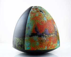 Laverick, Tony – Conical Vessel | Tony Laverick | Primavera Gallery
