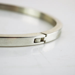Lever, David - Silver Bangle | David Lever | Primavera Gallery