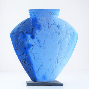 McWilliam, Martin – Large Blue Vessel | Martin McWilliam | Primavera Gallery