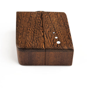 Windley, Richard – Diamond Satinwood Trinket Box | Richard Windley | Primavera Gallery