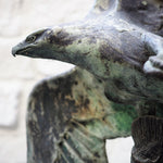 Mathews, Terry – Bronze African Fish Eagles | Terry Mathews | Primavera Gallery