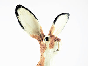 Whinray, Tracy – Large Ceramic Hare | Tracy Whinray | Primavera Gallery