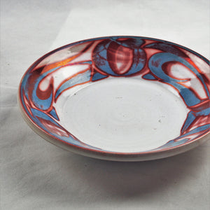 Caiger-Smith, Alan – Lustreware Plate | Alan Caiger-Smith | Primavera Gallery