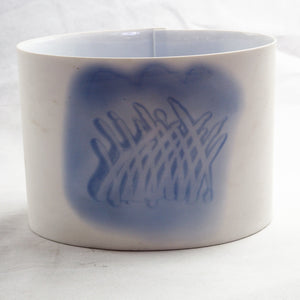 Blakebrough – Medium Porcelain Pot | Les Blakebrough | Primavera Gallery