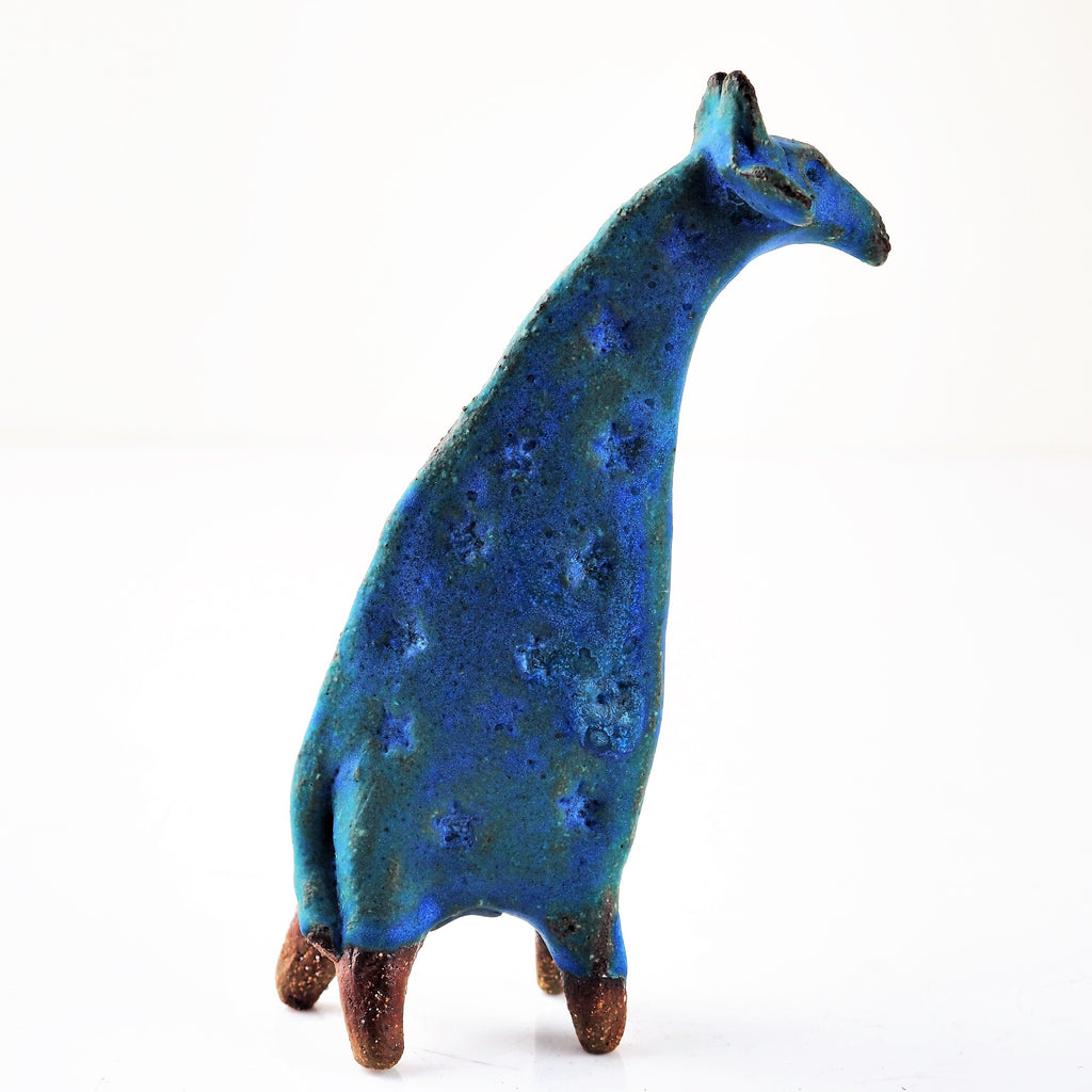 Brown, Fiona – Clay Giraffe | Fiona Brown | Primavera Gallery
