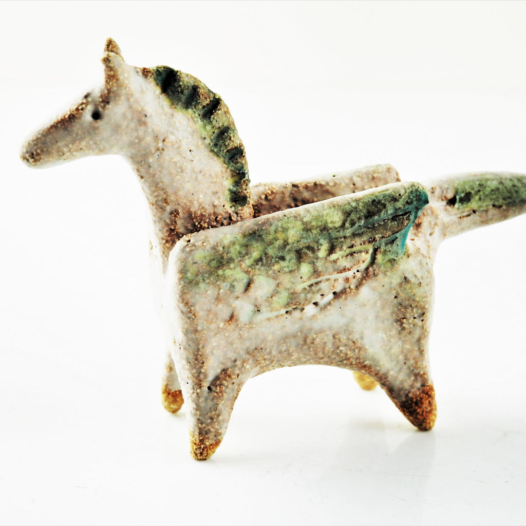 Brown, Fiona – Clay Pegasus | Fiona Brown | Primavera Gallery