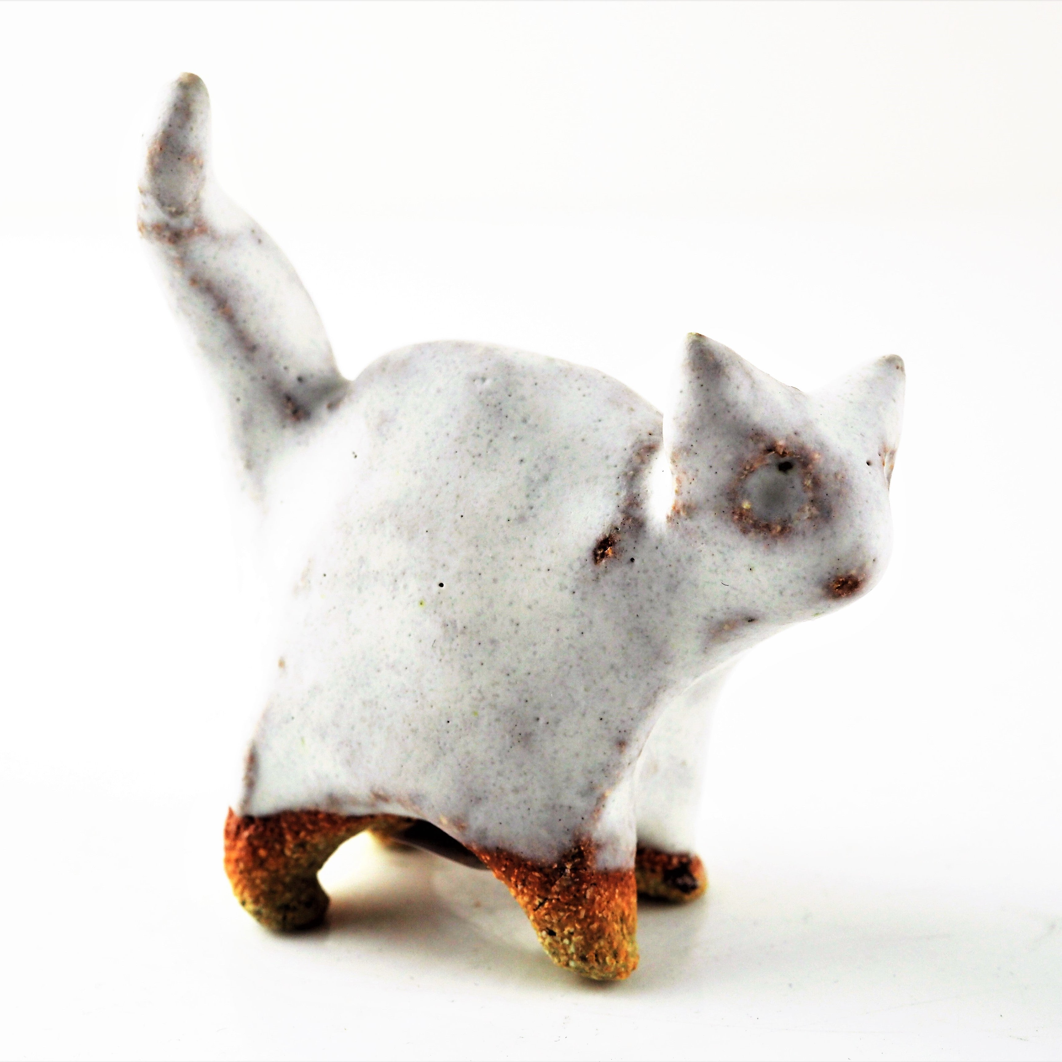 Brown, Fiona – Clay Cat | Fiona Brown | Primavera Gallery