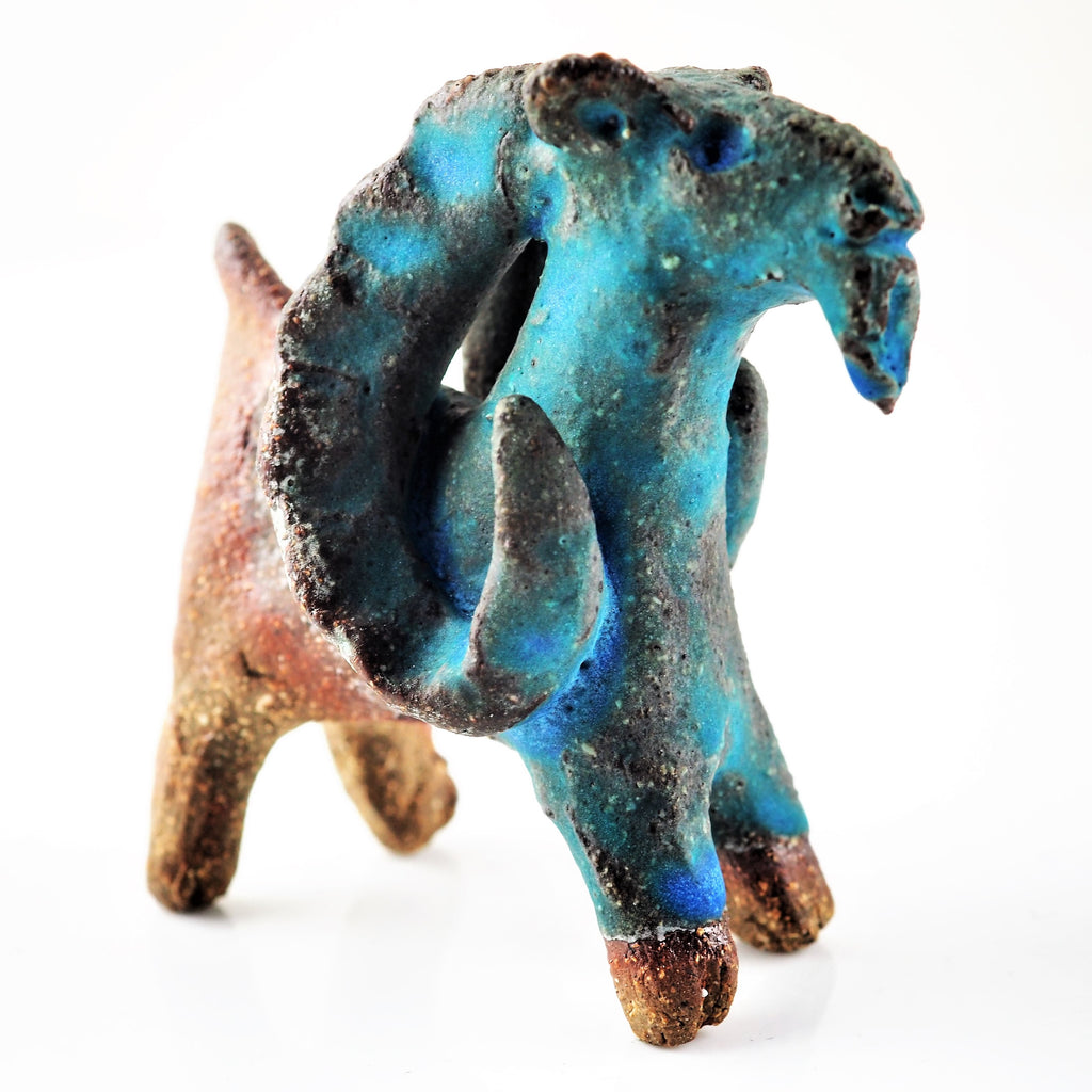 Brown, Fiona – Clay Goat | Fiona Brown | Primavera Gallery