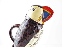 Arthur, Phil – Lidded Puffin Jug | Phil Arthur | Primavera Gallery