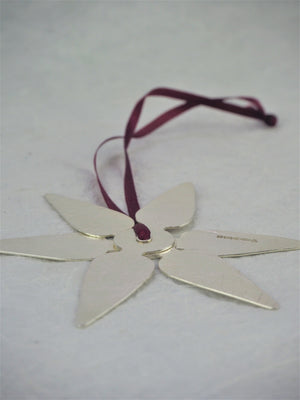 Scholes, Jacqui - Sterling Silver Decoration