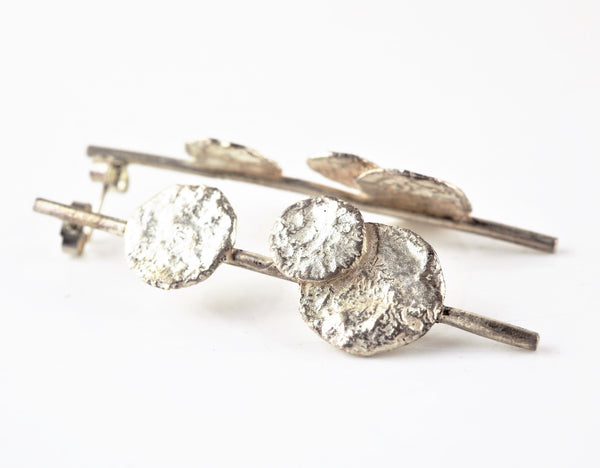 Herrero, Chloe – 'Imperfect' Short Stick Earrings | Chloe Herrero | Primavera Gallery