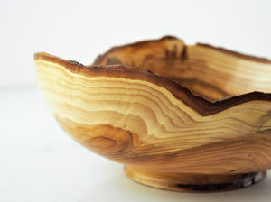 Purdy, Colin – Small Turned Wooden Bowl