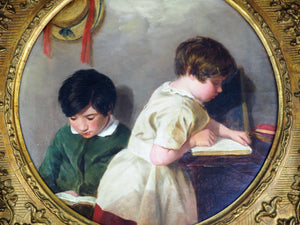 Duval, Charles Allen - The Readers
