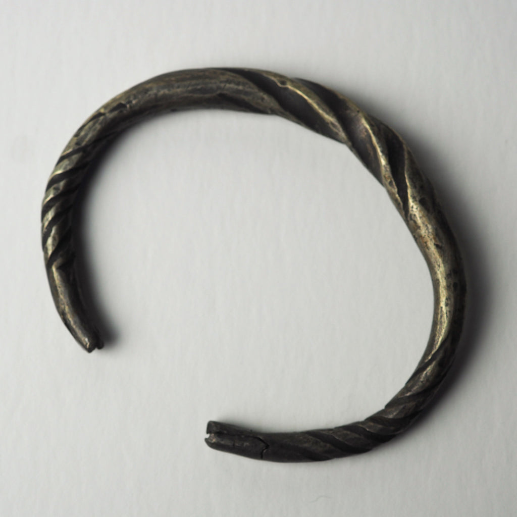 Anglo-Saxon - Bronze Bangle
