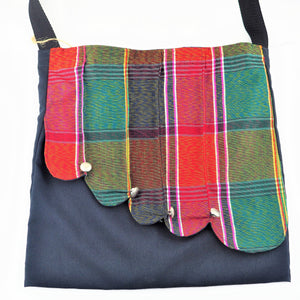 Rickard, Anne - Tote Bag - Red and Green