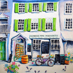Priddy, Ann – Cambridge Wine Shop | Ann Priddy | Primavera Gallery