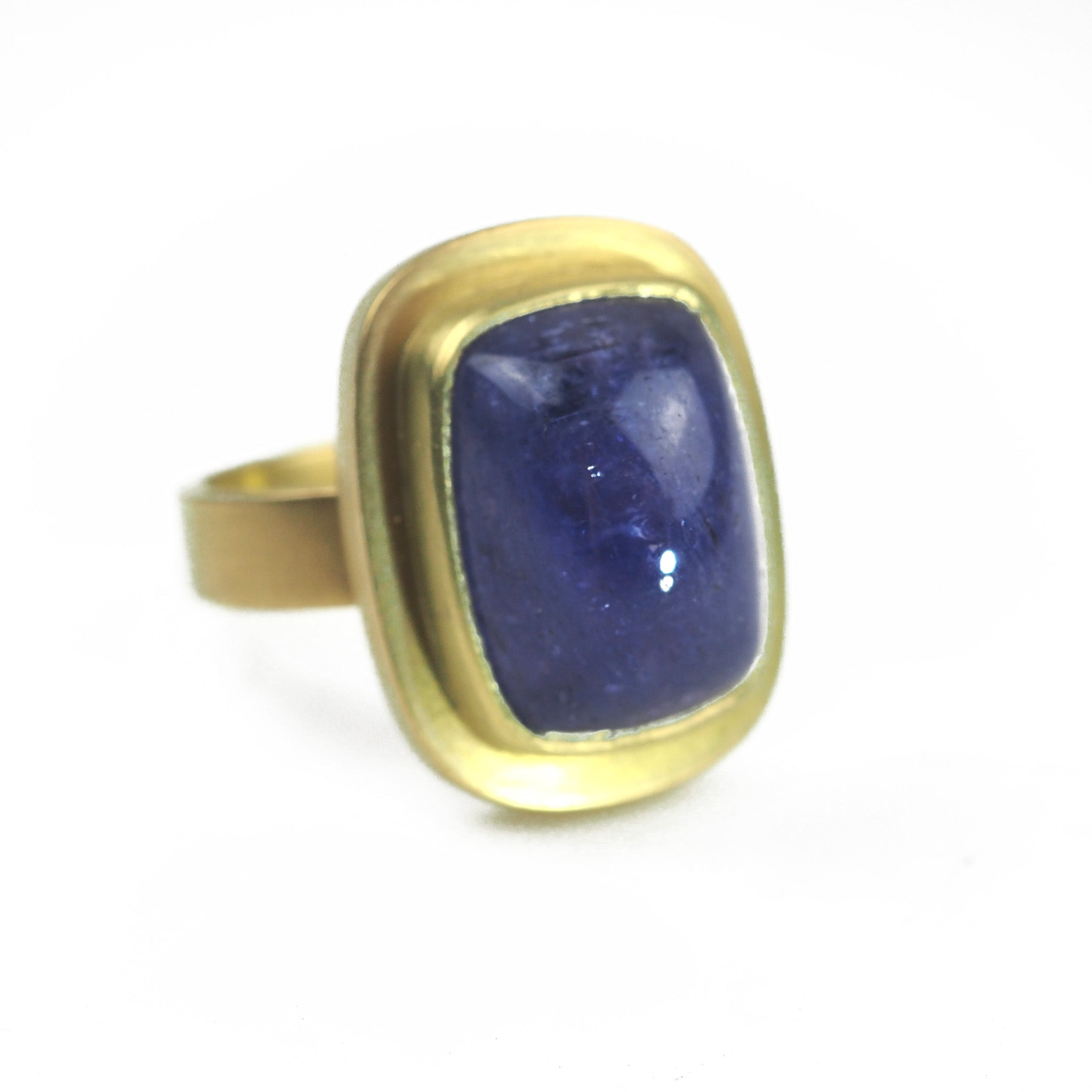 Mannheim, Catherine – Gold Ring With Tanzanite | Catherine Mannheim | Primavera Gallery
